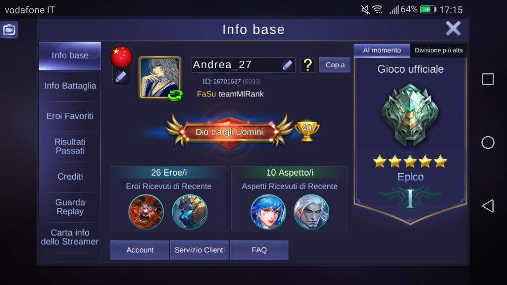 Introduction | ◇Mobile Legends Amino◇ Amino