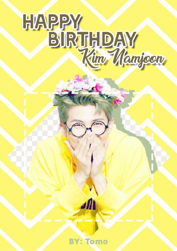 Namjoon Birthday Edit