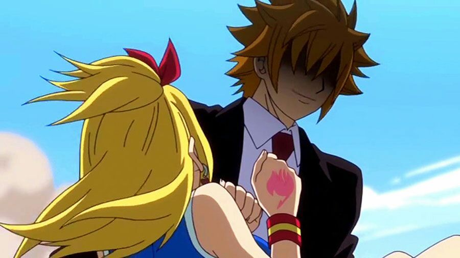 Fairy Tail fight Lucy and Leo Fighting together | ❤FairyTail💖 Amino