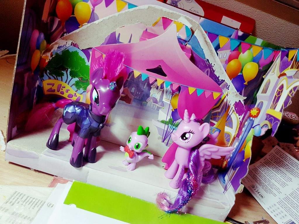 "Mlp ""Friendship Festival"" Toy Set Review!"