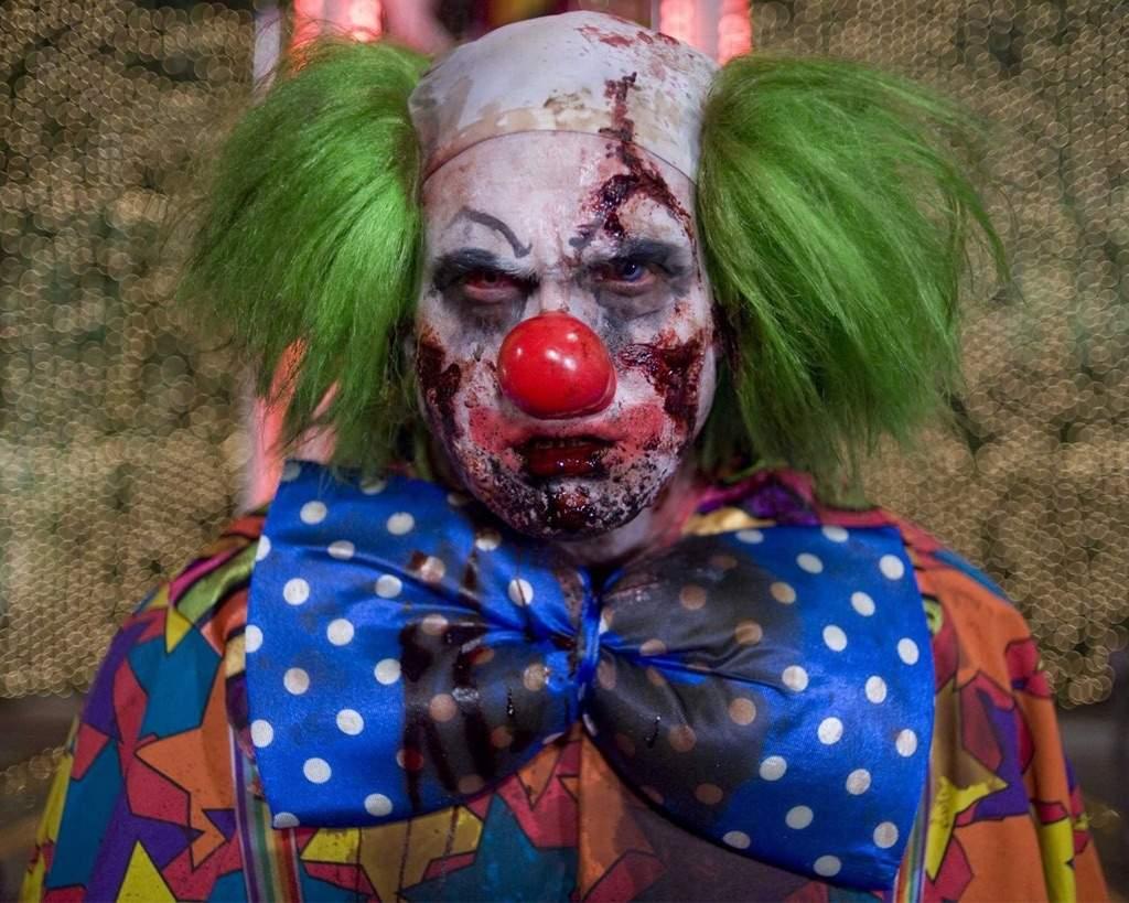 top ten killer clowns horror amino