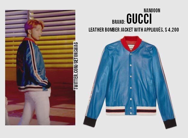 BTS Outfits from DNA Teaser   ARMYu0026#39;s Amino