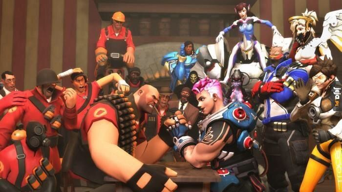 Overwatch Vs  Team Fortress 2 | Team Fortress 2 Amino