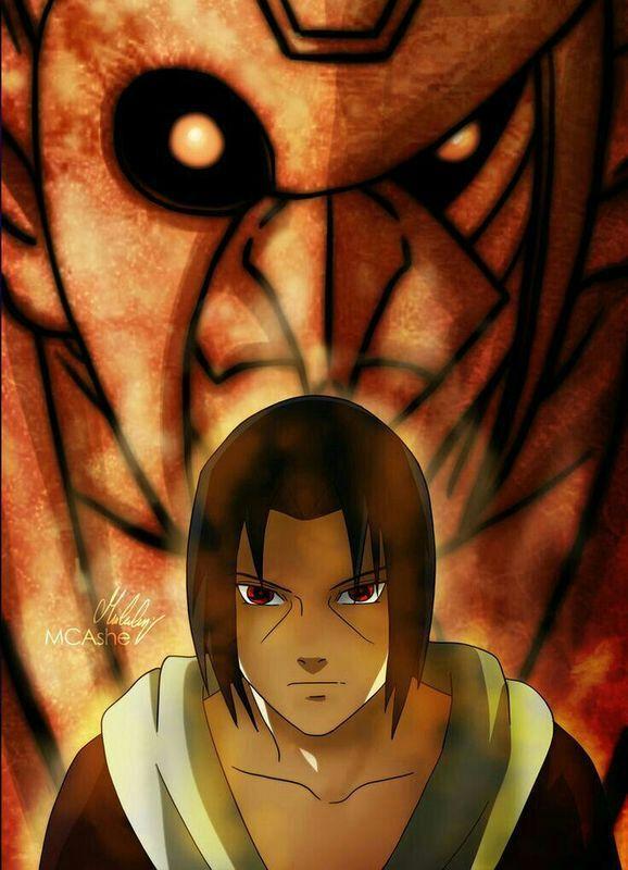 Itachi Susanoo Naruto Online Anime Wallpaper