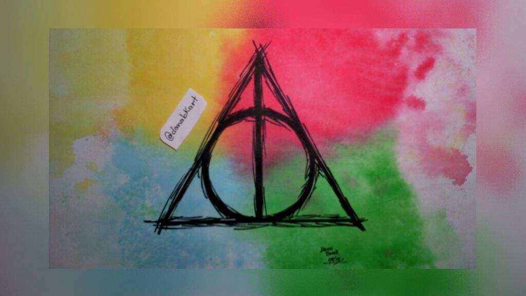 Harry Potter Las Reliquias De La Muerte Dibujarte Amino
