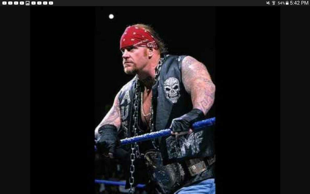 The Undertaker Confirms WWE TV Return As The Big Evil 55