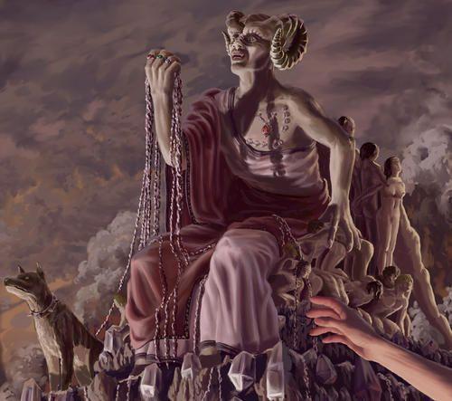 El Demonio Lucífago Rofacale | Pesadilla demoníaca Amino Amino