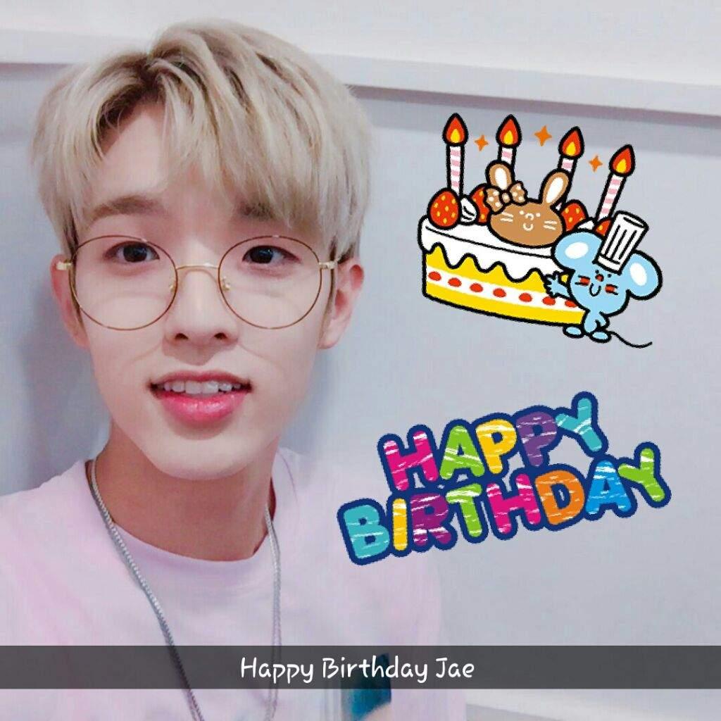 Happy Birthday Jae | -Day6- Amino