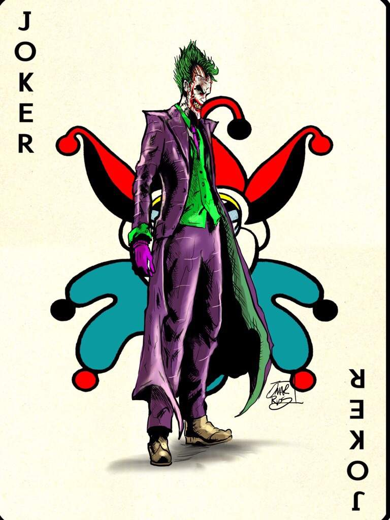 What is this joker card
