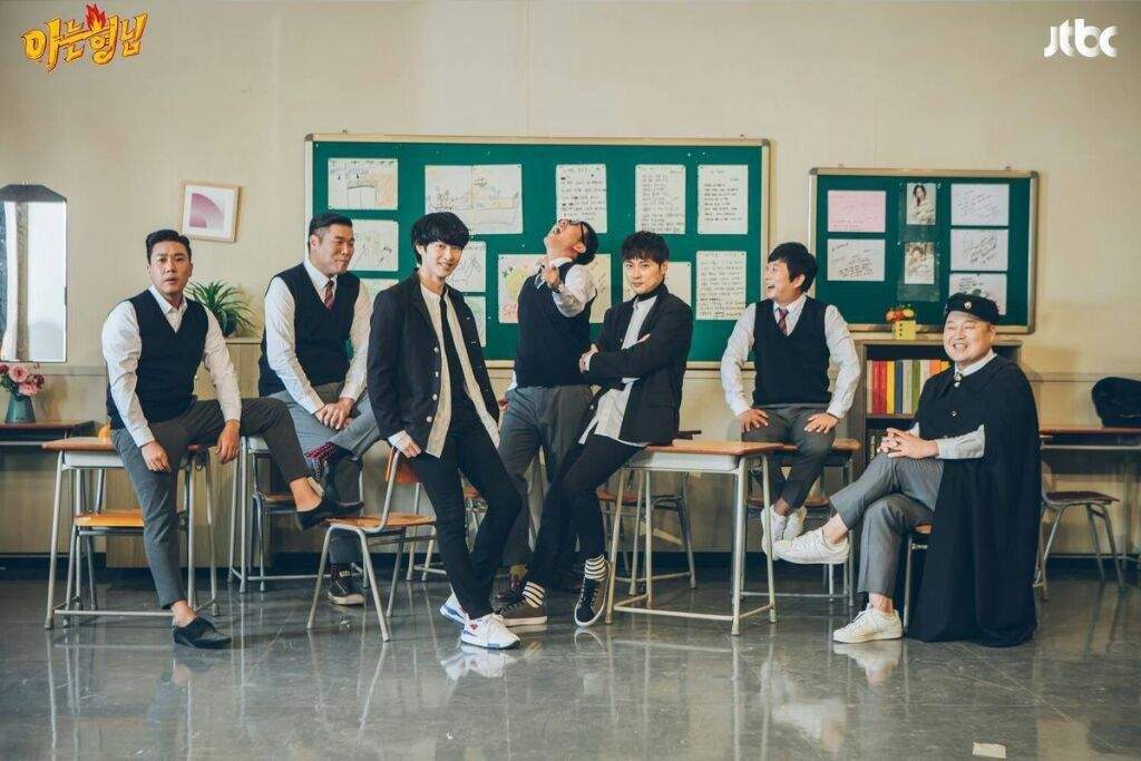 Bts on knowing bros preview of the episode general information the concept of the show right now is called brother school basically the cast of the show are already students of the school and their guests are stopboris Image collections
