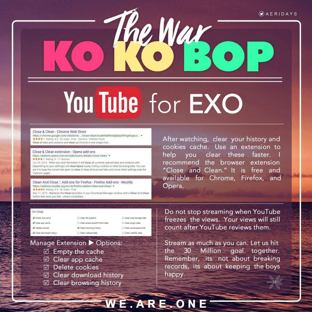 🆘REMINDER: STREAM Exo KOKOBOP MV 🆘 | EXO (엑소) Amino