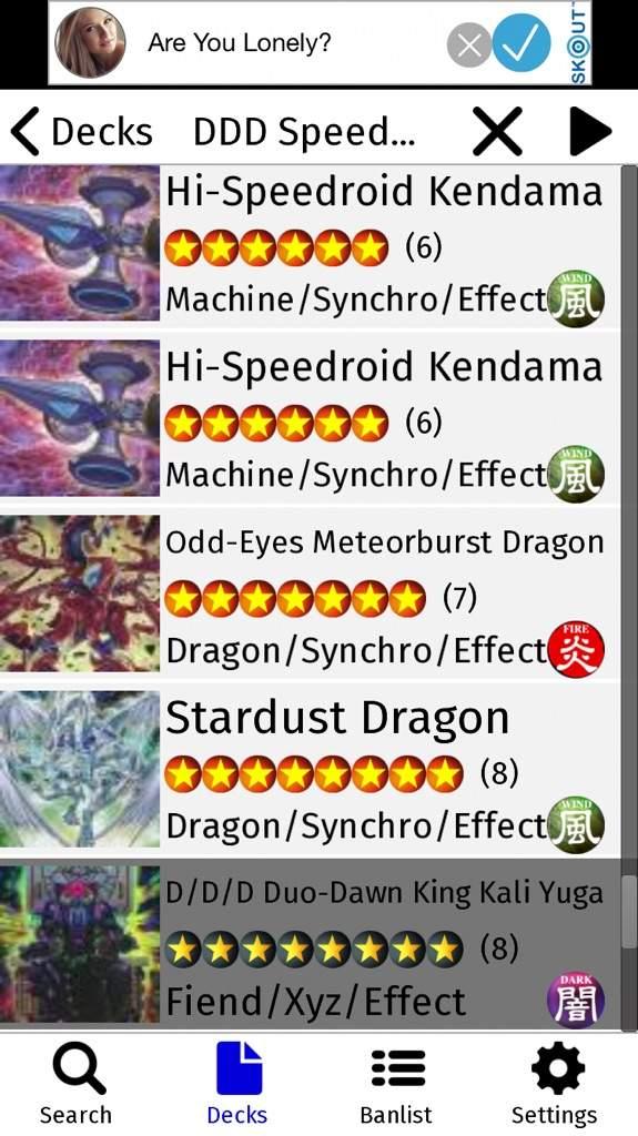 D/D/D Speedroid Pendulum   Wiki   Yu-Gi-Oh Duelist Amino