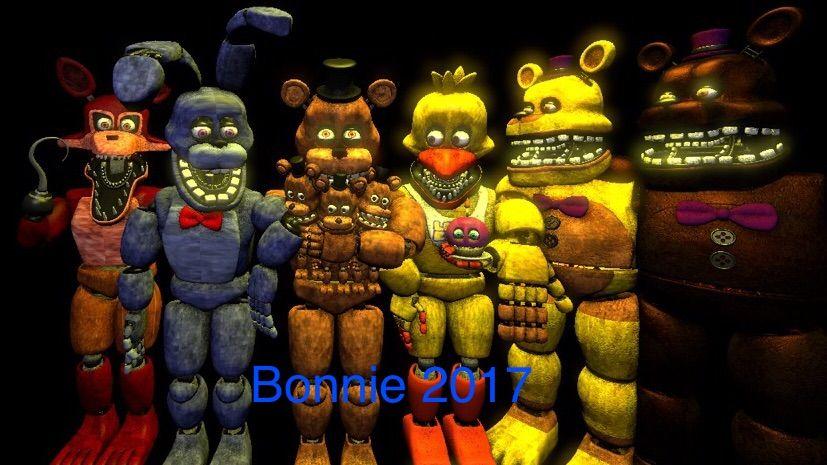 SFM) Unnightmare Evolution | Five Nights At Freddy's Amino