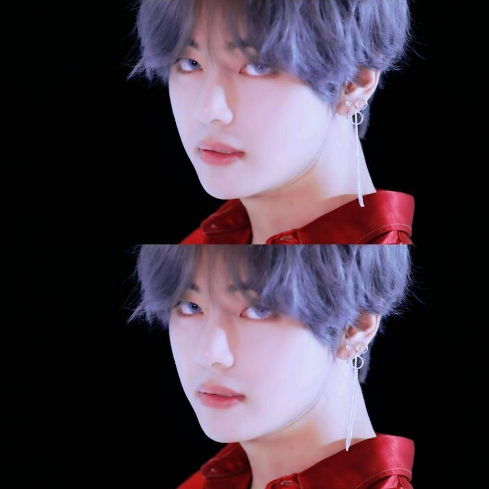 V (BTS) Makes The Fans 'fascinated' By Taking Over The