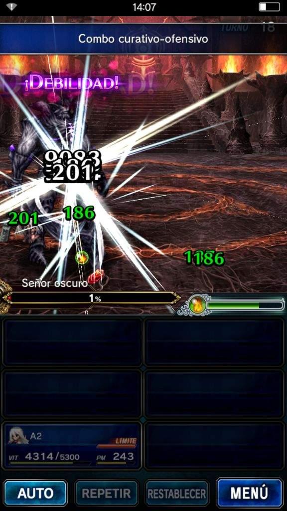 Ayuda jefe banda elite | Final Fantasy Brave Exvius Amino