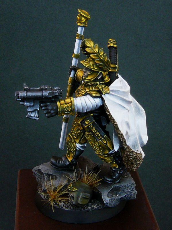 Lord Commander Solar Macharius Wiki Warhammer 40k Amino