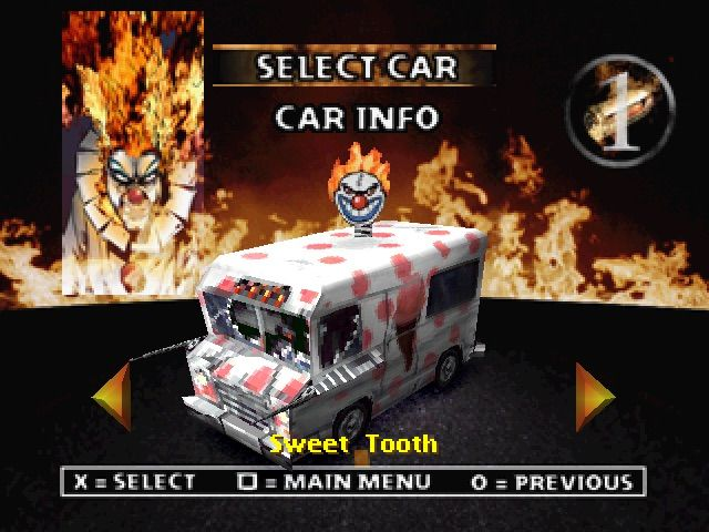Character Spotlight #1: Sweet Tooth, Twisted Metal | Video