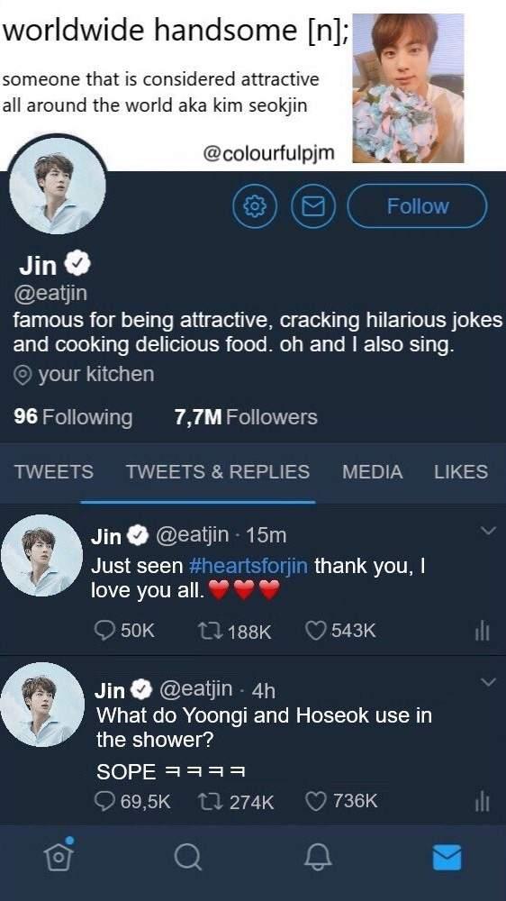 BTS twitter account edits!   ARMY's Amino