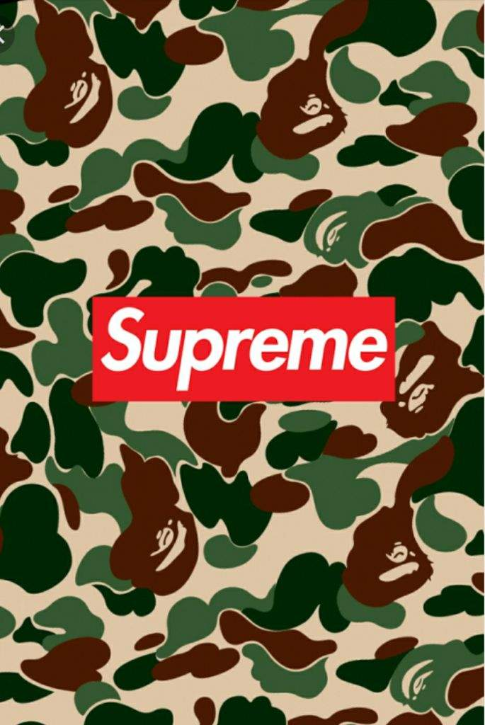the best attitude 7cd37 6680a Supreme x Bape ...