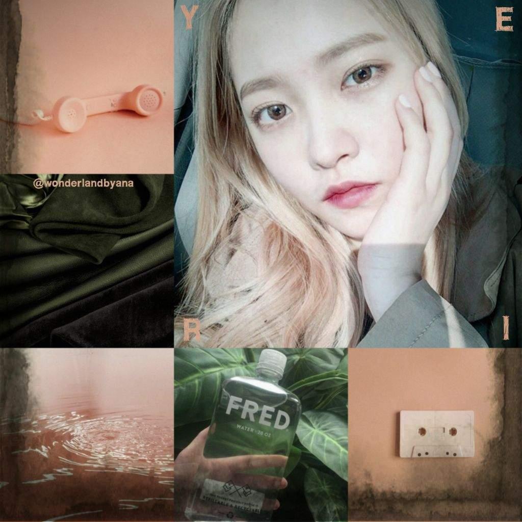 Red Velvet Aesthetics Kpop Aesthetics Amino