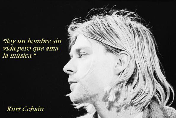 Frases De Kurt Cobain Amistad Chicos Chicas Amino
