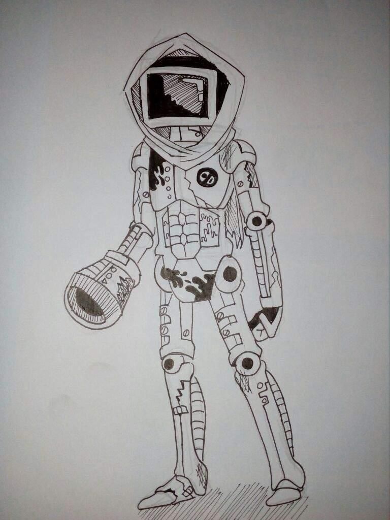 Robotín Artistas Amino Amino