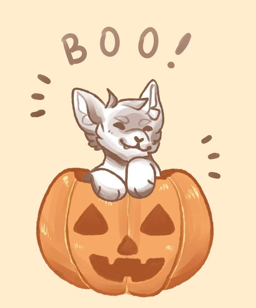 halloween YCH!