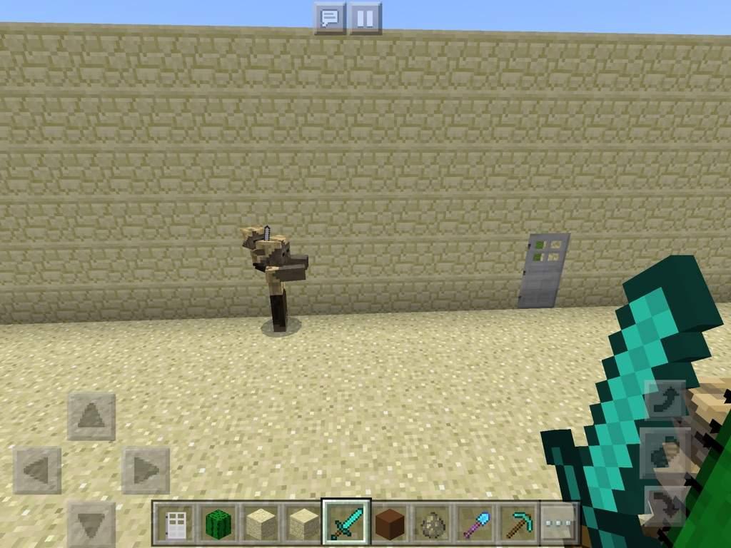 Baby husk piggy backing a big husk | Minecraft Amino