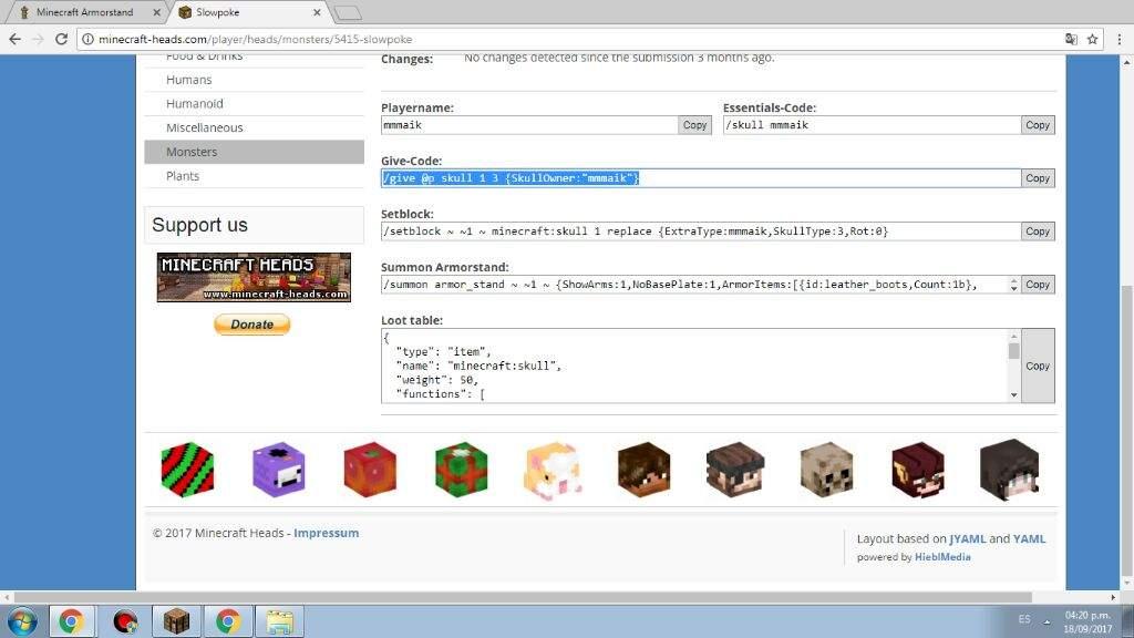 Tutorial Armor Stand y Maniquíes giratorios | Minecraft Amino ...