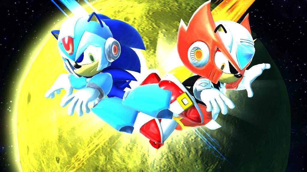 Generations Mod Review: Sonic Man X | Sonic the Hedgehog! Amino