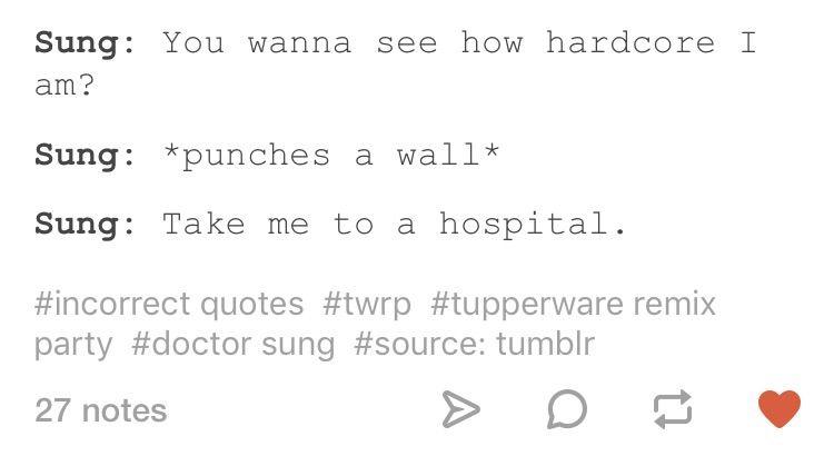 Incorrect Twrp Quotes Tupperware Remix Party Amino