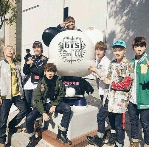 الفرقة الكورية اجمل الصور لاعضاء فرقة Bts 2019