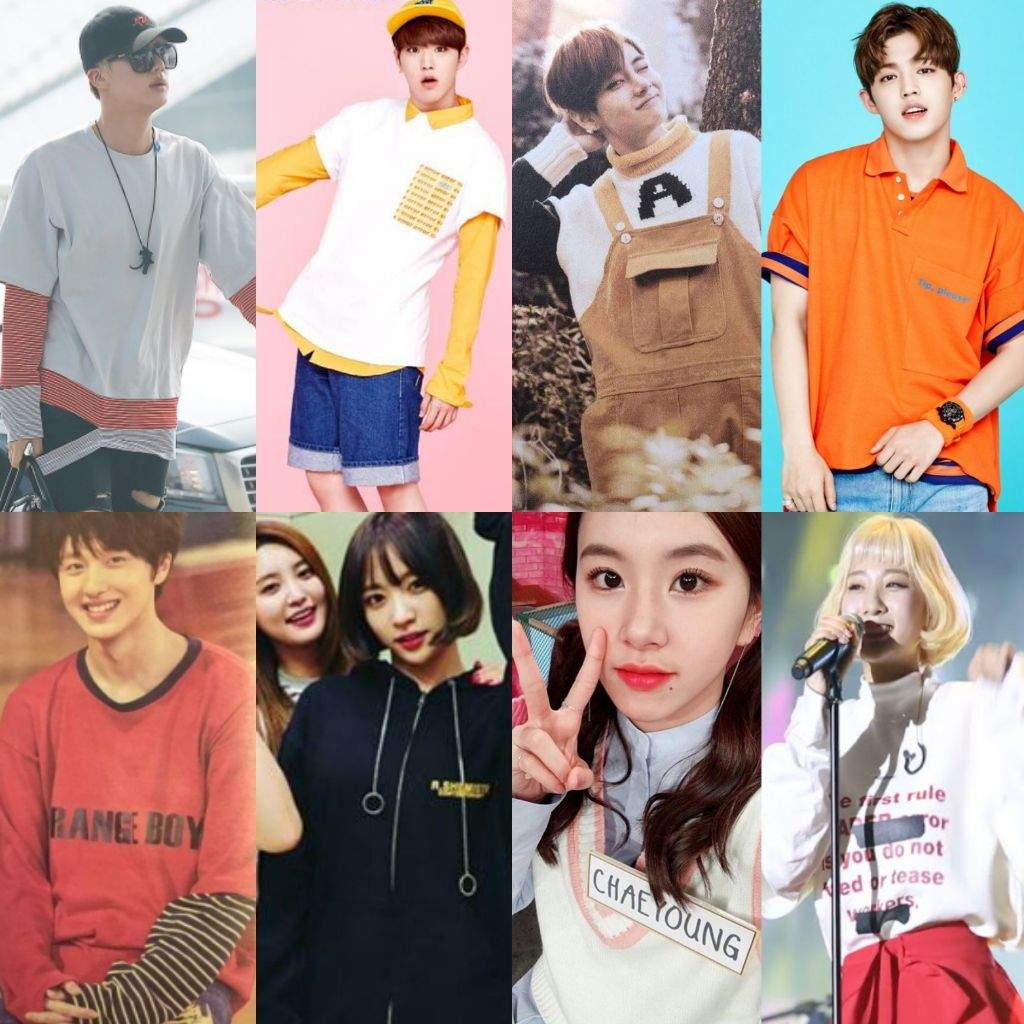 8 Fashion Brands Favoured By K Pop Idols K Pop Amino