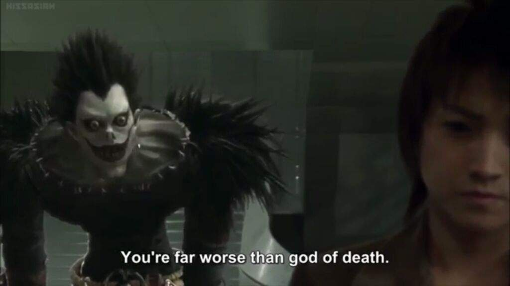 Death Note 1 Live Action Japan Anime Amino