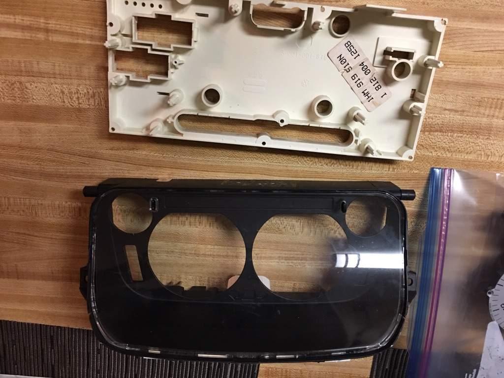 MK3 gauge cluster/ Speedo repair | Garage Amino