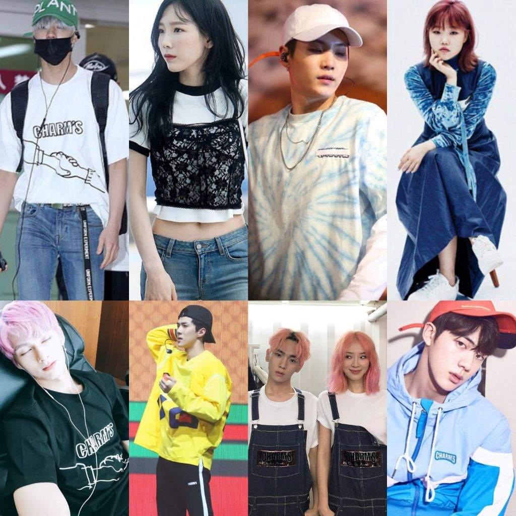 ♡4 Fashion Brands Favoured by K-Pop Idols♡  K-Pop Amino