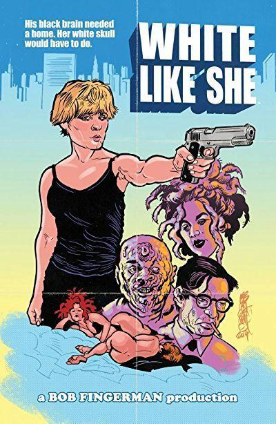 White Like She Comics By Comixology Comics Amino