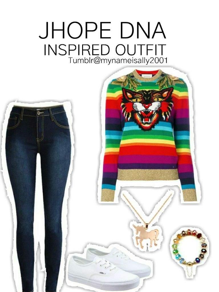 Bts Dna Inspired Outfits Korean Fashion Amino