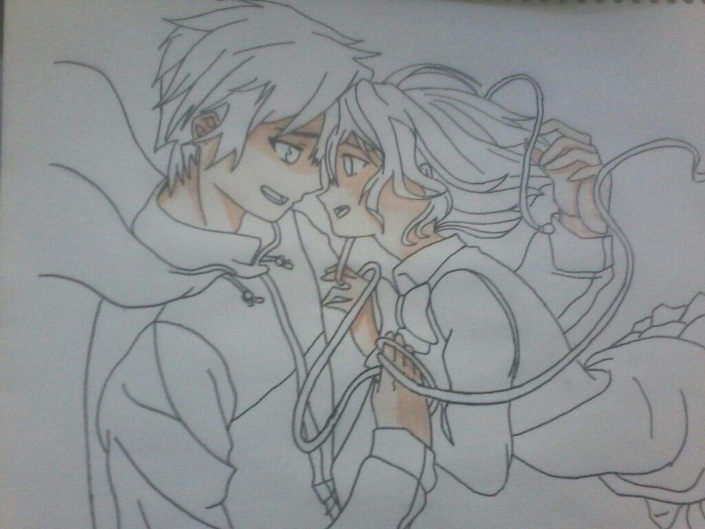 Kimi no na wa~Proceso de Dibujo~   •Anime• Amino