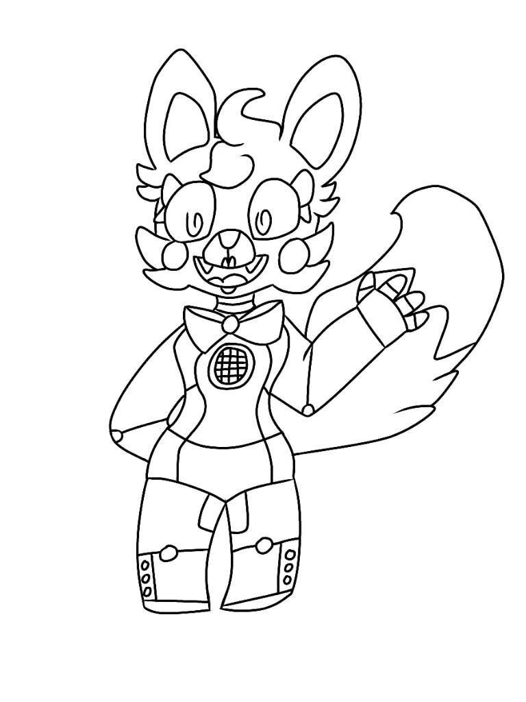 Funtime Foxy | FNAF : Sister Location Amino