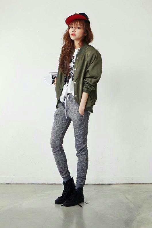 Korean Tomboy Fashion Korean Fashion Amino