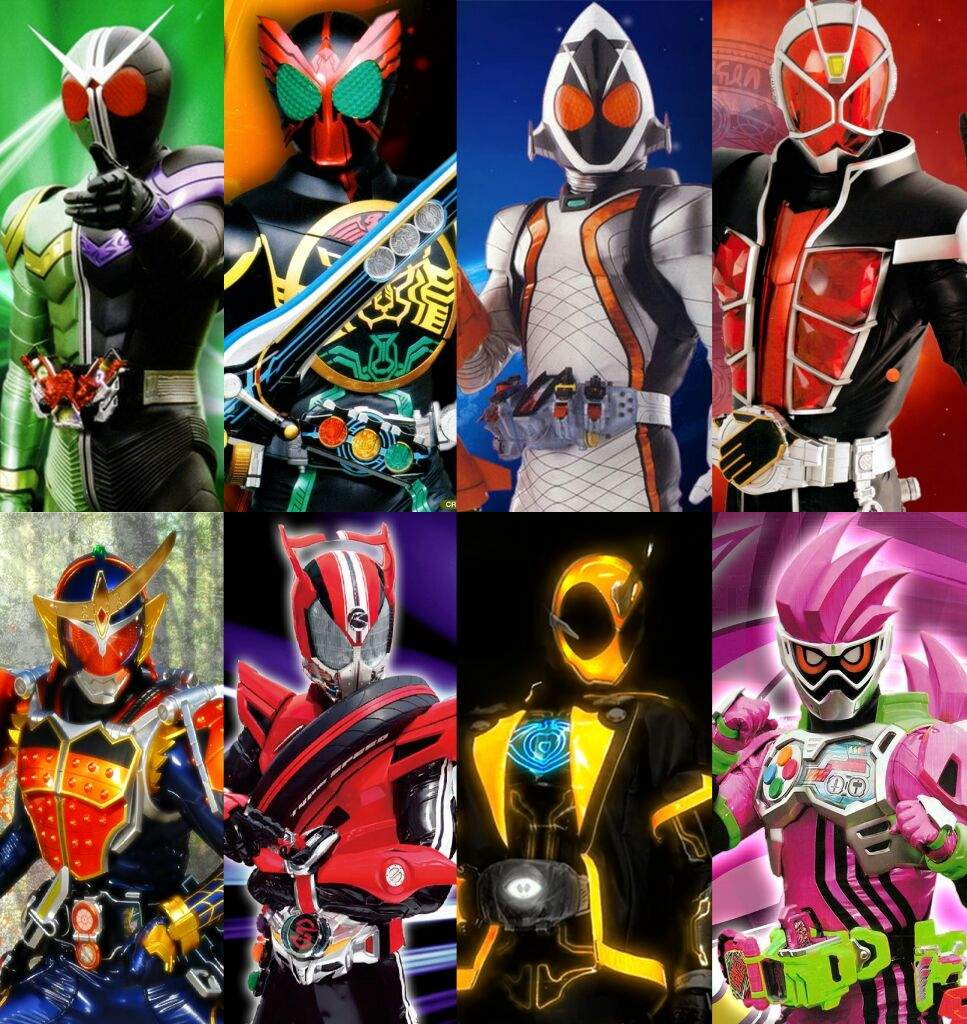 What Neo-Heisei Rider would you want to be? | Kamen Rider