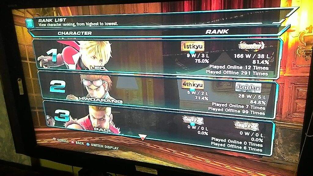 I Ma Confuzzled Leo Xd Tekken Amino Amino
