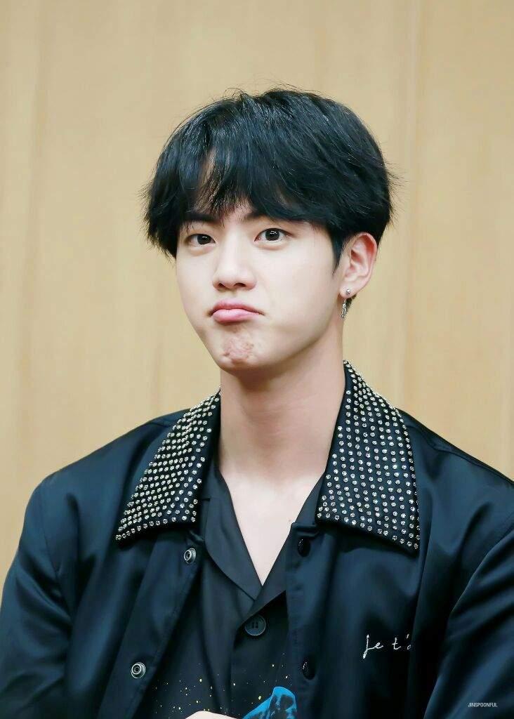 Foto Bts Jin Cute Info Korea 4 You
