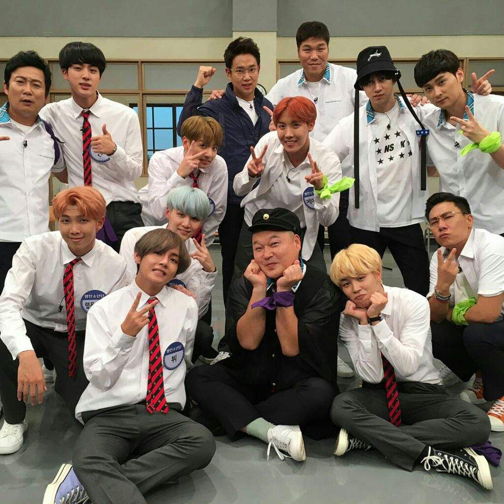 Knowing Brother eps  94 | BTS ARMY INDONESIA AMINO Amino