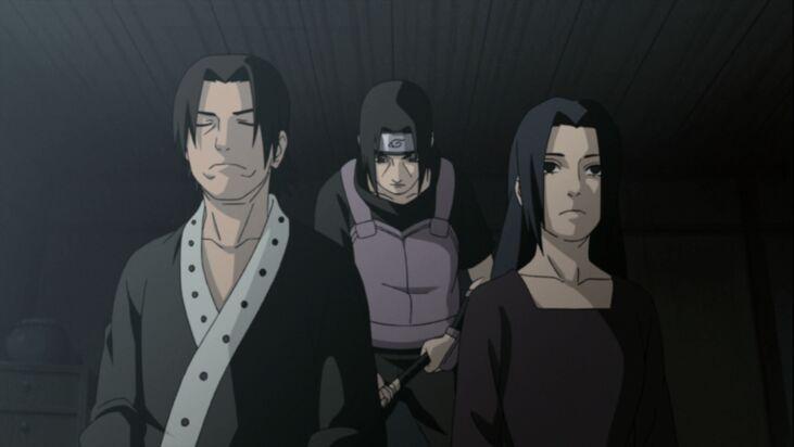 Fugaku Uchiha Itachi S And Sasuke S Father Character Analyses Naruto Amino