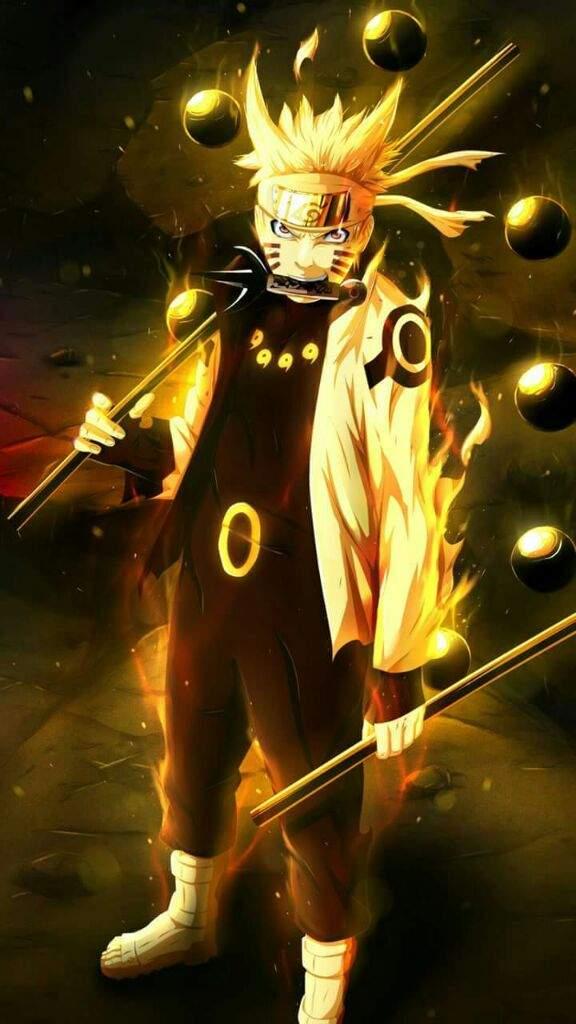 Unduh 660+ Wallpaper Naruto Mode Rikudou Foto HD Paling Keren