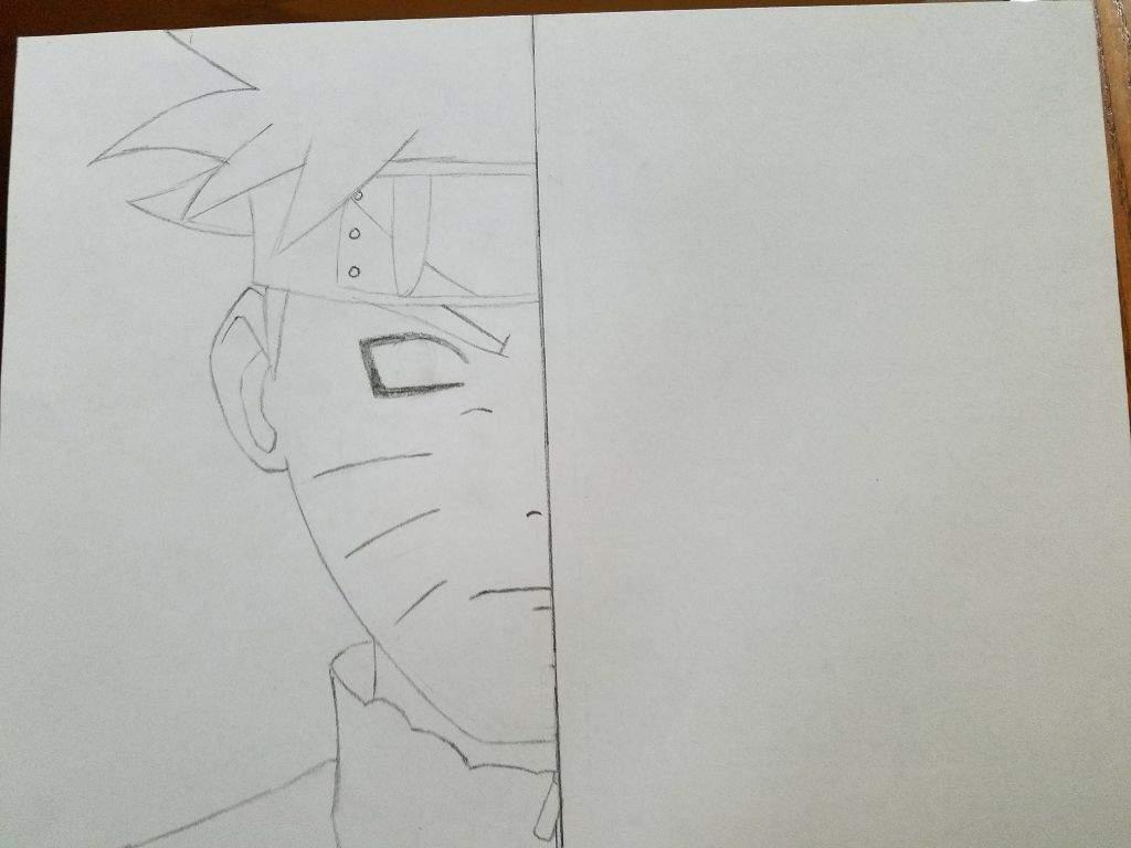 Naruto And Sasuke Drawing Easy Komik Terbaru