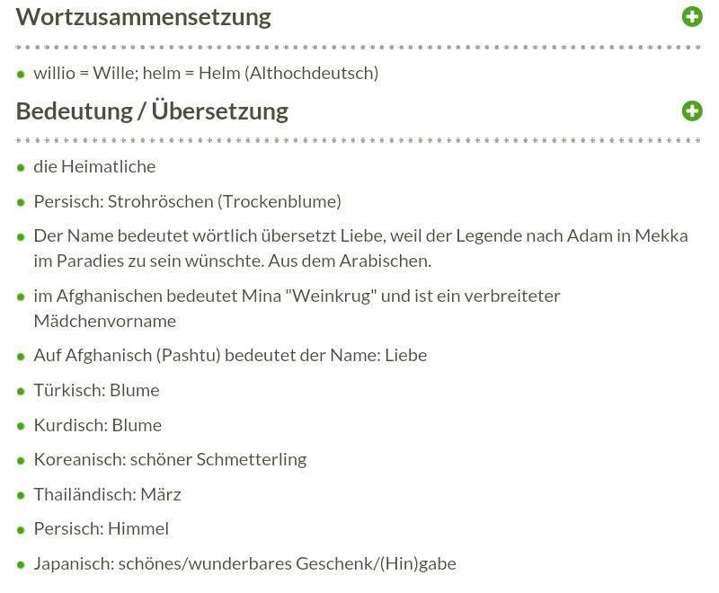Mein Namen Challenge Deutsches Amino Amino