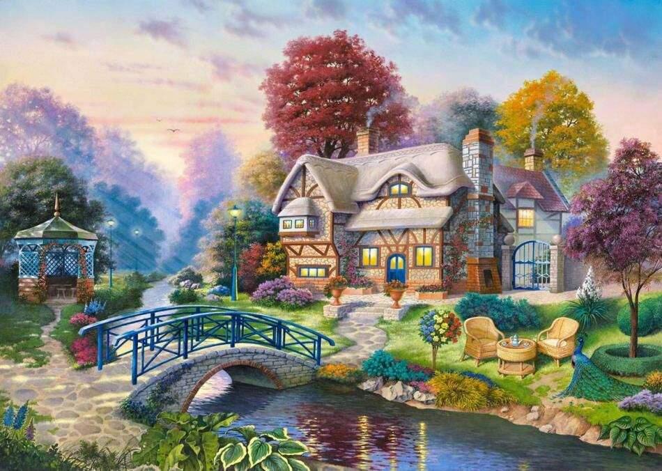 My dream house anime amino for Dream house 3d